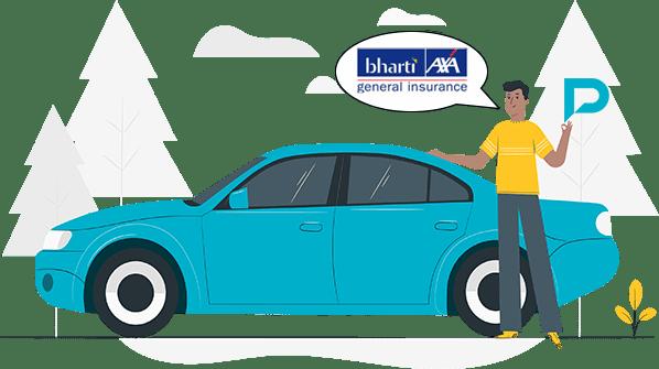 bharti axa car insurance