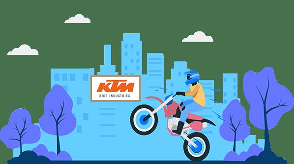 ktm two wheeler insurance