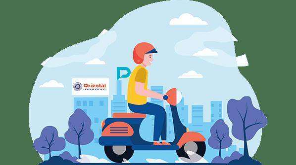 oriental two wheeler insurance