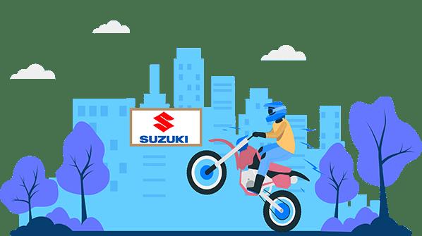 suzuki two wheeler insurance