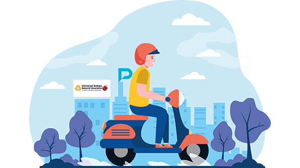 universal two wheeler insurance